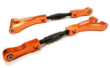 Integy RC Model T6990ORANGE Alloy Upper Arms for Savage XL, Flux & X 4.6 RTR