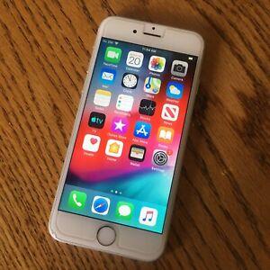 Very Good Apple iPhone 6 - 64GB - Silver (Unlocked) A1549 (GSM) Verizon