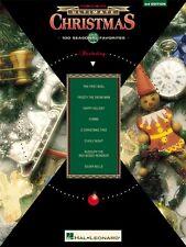 The Ultimate Series: Christmas 3rd Edition Sheet Music 100 Seasonal 000361399