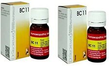 2 Packs Dr Reckeweg Germany Bio-Combination BC 11 Tablets For Fever Free Ship
