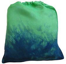 JagBag Deluxe Pure Silk Sleeping Bag Liner (Peacock)