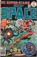 DC Super-Stars of Space Comic Book #8, DC Comics 1976 FINE+