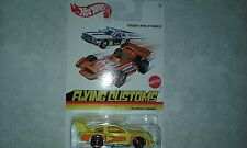 HOT WHEELS FLYING CUSTOMS 76 CHEVY MONZA DIECAST