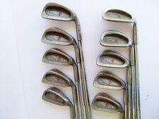 Set of 10 Par Ace Level Two Golf Clubs 2-9 + S&W - TT Lite S Flex Steel - RH