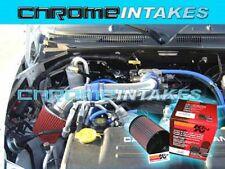 NEW 00-10 DODGE DAKOTA/DURANGO/RAM 3.7 3.7L V6 4.7 4.7L V8 AIR INTAKE S-TYPE+K&N