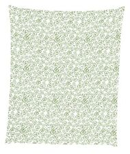 "Clovers Mircofleece Throw Blanket 50""x60"""