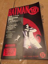 DC Comics BATMAN: THE 10-CENT ADVENTURE 2002 NM Greg Rucka Comic Con Chicago
