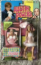 Austin Powers Fembot Figure. New McFarlane Toys