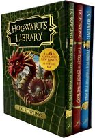 J.K. Rowling The Hogwarts Library Collection 3 Books Box Set Gift Pack