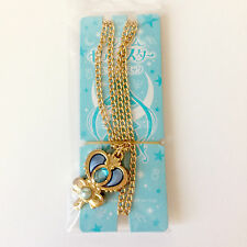 *Sailor Neptune Spiral Heart Moon Rod* Premium Sebon Star MOON COSMIC 3 Necklace
