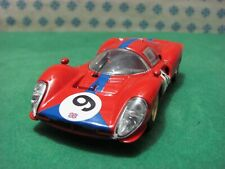 Ferrari 330P Spider #21 Road America 1967 Cooper Drexler ART MODEL 1:43 ART368 M