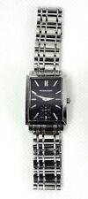 Burberry Uhr Damen BU 1321 Armbanduhr silber Edelstahl swiss made watch montre