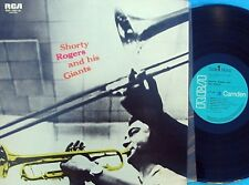 Shorty Rogers and his Giants JAP Reissue ST LP NM RCA West Coast Jazz MONO