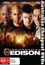 Edison DVD NEW, FREE POSTAGE WITHIN AUSTRALIA REGION 4