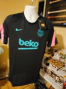 FC Barcelona 2019/2020 NIKE Training Jersey M Authentic