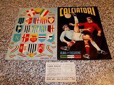 ALBUM CALCIATORI 1960 1961 LAMPO ORIGINALE COMPLETO OTTIMO TIPO MIRA RELI PANINI