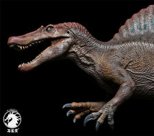 High Quality W-Dragon Spinosaurus Statue Dinosaur Figure Spino Collector Toy