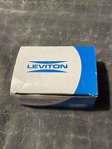Leviton 10 Gray 2-Wire To 3-Wire Grounding Vinyl Adapter 15A-125V