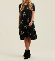 NEW RRP £45 Ex Fat Face Simone Silhouette Ditsy Dress