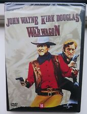 The war wagon - 1959 - John Wayne - nieuw in seal