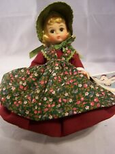 """Madame Alexander International Collection 8"""" Doll - Denmark - Previously Owned"""