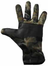 Mens Camo gloves, THINSULATE INSULATION, green, fishing hunting camouflage NEW