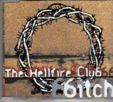 (BH944) The Hellfire Club, Bitch - 1998 CD