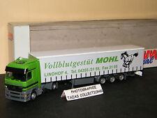 MERCEDS TRANSPORT MOHL Vollblutgestüt - AWM  1/87 Ref 70883