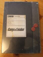 ULTRA RARE GANGS OF LONDON PRESS KIT SONY PLAYSTATION PSP GAME COMPLETE UNOPENED