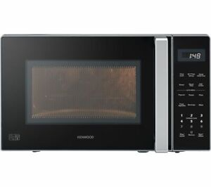 KENWOOD K20GS20 Microwave with Grill 800W Touch Control Silver - Currys