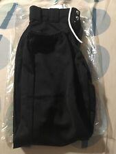 Alleson Ahtletic Women's Fastpitch/Softball Belt Loop Pant X-Small Black