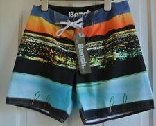 "New Bench mens/teens  Board shorts   S/M  (29"" waist)"