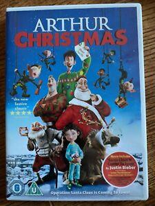 Arthur Christmas 2011 Aardman Animated Movie