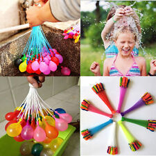 1 Bunch=37pcs Balloons Minute Magic Balloons Fast Fill Water Party Outdoor Toys