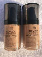 Revlon PhotoReady Airbrush Effect Liquid Makeup SPF 20 -007 Cool Beige Pack Of 2