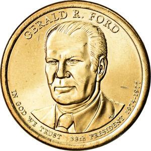 [#880891] Coin, United States, Dollar, 2016, Denver, MS(60-62)