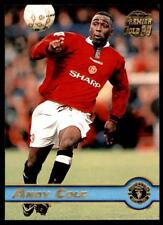 Merlin Premier Gold 1997-1998 - Manchester United Andy Cole #100