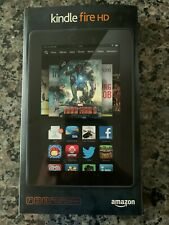 """Amazon Kindle Fire HD Dual-Core 1.5GHz 16GB 7"""" Tablet Fire OS 4 3rd GEN"""