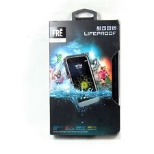 LIFEPROOF CASE FOR LG G5 FRE SHOCK SHOCK DUST WATER PROOF GENUINE BLACK 77-53373