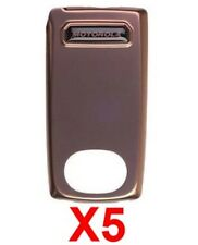 Lot Of 5 Oem Motorola Nextel i830 Standard Battery Back Door Good Used