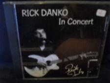 Rick Danko – In Concert