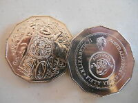 2016 Decimal Currency Changeover Coin 1 x  50c Fifty Cent  From  Mint pack