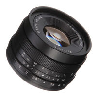50mm F/1.8 Manual Focus MF Fixed Lens For Canon EOS EF-M mount M10 M6 M3 M2 M5