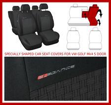 TAILORED SEAT COVERS for VOLKSWAGEN  GOLF Mk 4 full set 1997 - 2006 VW GOLF IV