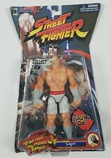 Street Fighter 6 inch Sagat  Player 2 action figure