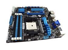 ASUS F1A75-M PRO/CSM FM1 AMD A75 SATA 6Gb/s USB 3.0 HDMI Micro Atx AMD MOBO