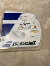 Babolat Origin 17 - String Set - Natural Color.