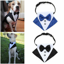 Elegant Wedding Groom Dog Tuxedo Dogs Formal Wear for Tie Events Clothing Pets