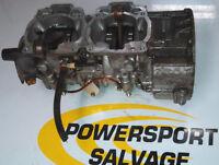 Skidoo MXZX 440 MXZ 440 X Crankcase Engine Crank Cases Bottom End ZX 2000 01 02