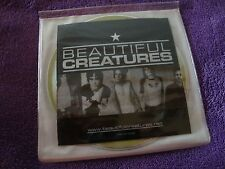 BEAUTIFUL CREATURES  cd sampler with sticker free US shipping